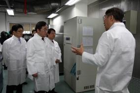 """이낙연 총리 """"지방의 과학기술역량 키우는데 최선 다하겠다"""""""