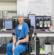 """건국대병원 박상우 교수 """"하지정맥류 치료, 고주파가 레이저보다 효과적"""""""
