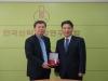 한국신약개발연구조합 여재천 사무국장·전무이사 30년 근속 표창