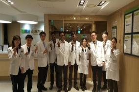 인도 의사, 한국 유일 국제내시경교육센터 인증병원 찾아