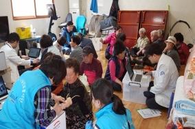 서울의료원, 강원도 대형 산불 이재민 대상 의료지원 나서