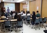 충북광역치매센터, 치매예방사업 '인지강화교실' 교육