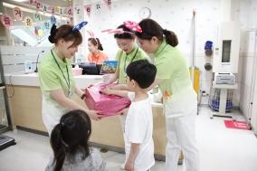 건국대병원, 어린이날 특별 이벤트 개최