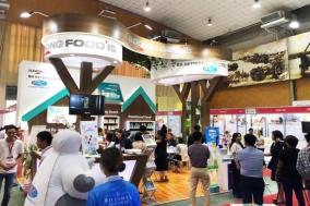 일동후디스, '베트남 국제 베이비페어' 참가 성황 이뤄