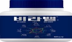 동화약품, 현대인의 건강 밸런스 위한 비타민 '비라밸' 출시