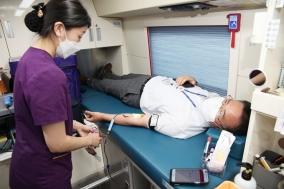 인천성모병원, '2020 사랑나눔실천 헌혈 캠페인' 진행