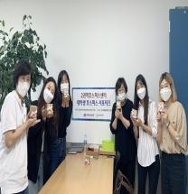 인천성모병원-인천가톨릭대, 손수 만든 '마스크 걸이' 500개 배포