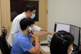 인천의료원, '코로나19 재택치료' 구축…24시간 대응체계 운영