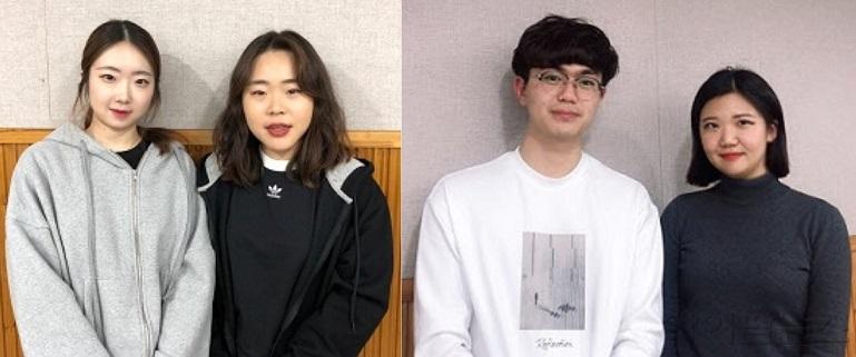 (왼쪽부터) 심윤화, 옥정원, 문시윤, 김태원 학생.jpg